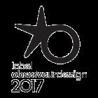 Label Observeur du Design