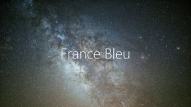 France Bleu radio interview