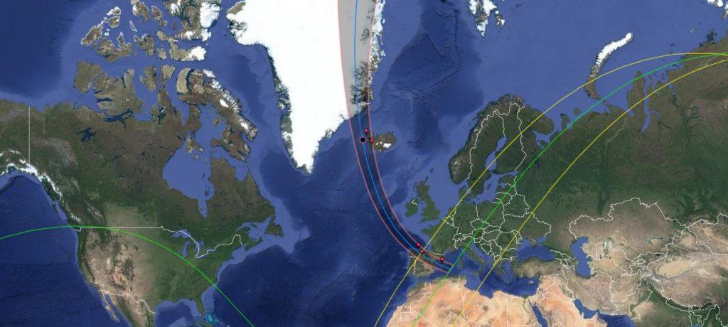 Eclipse solaire totale Espagne 2026