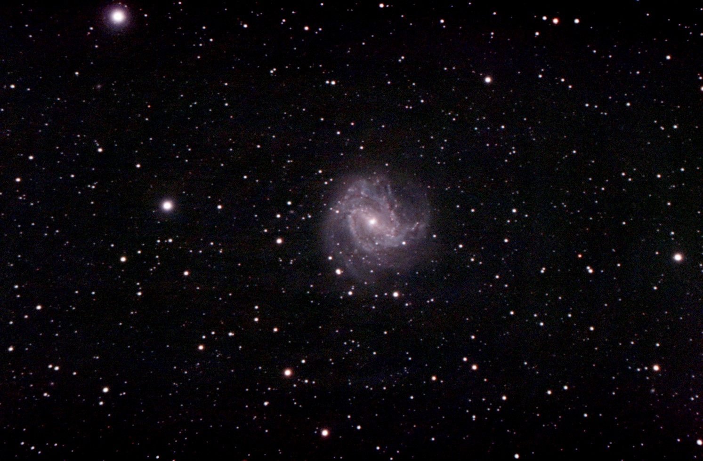 Southern Pinwheel galaxy