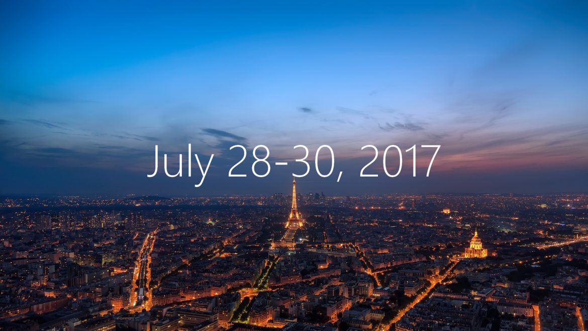 Stargazing event Montparnasse Tower Paris 2017