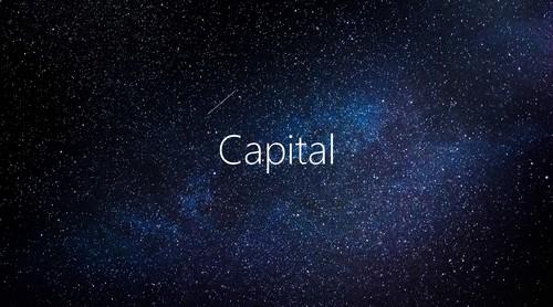 Stellina Magazine Capital