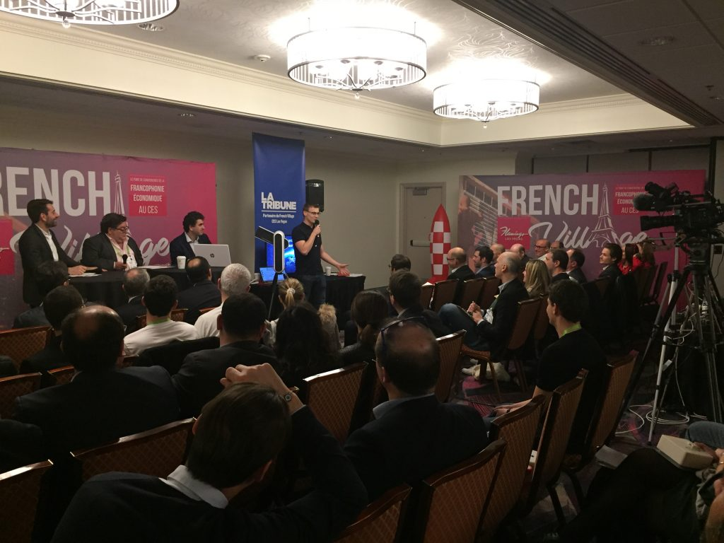Pitch contest French Village CES