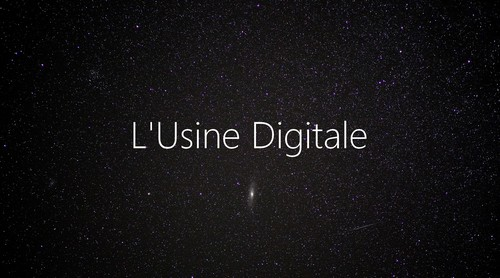 L'Usine Digitale