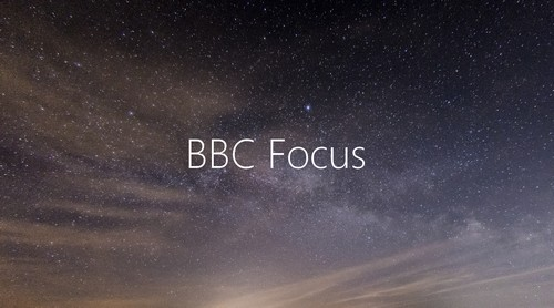Telescope Stellina in BBC Focus