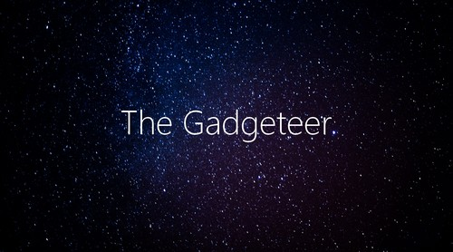 Stellina featured on The Gadgeteer