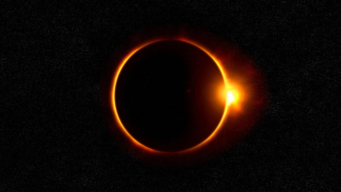 What's a solar eclipse