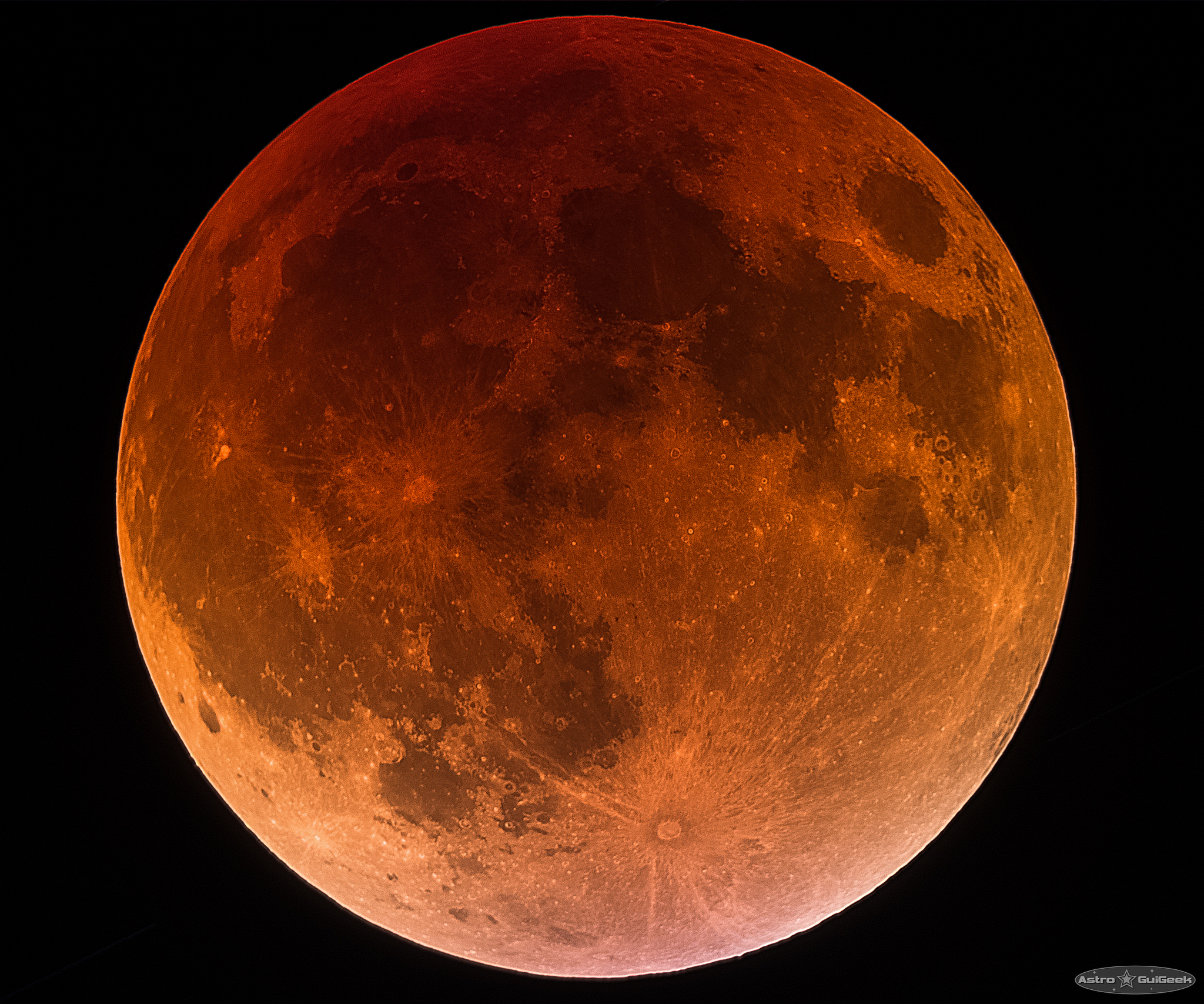 Guide to observe the Total Lunar Eclipse on July 27, 2018 ...