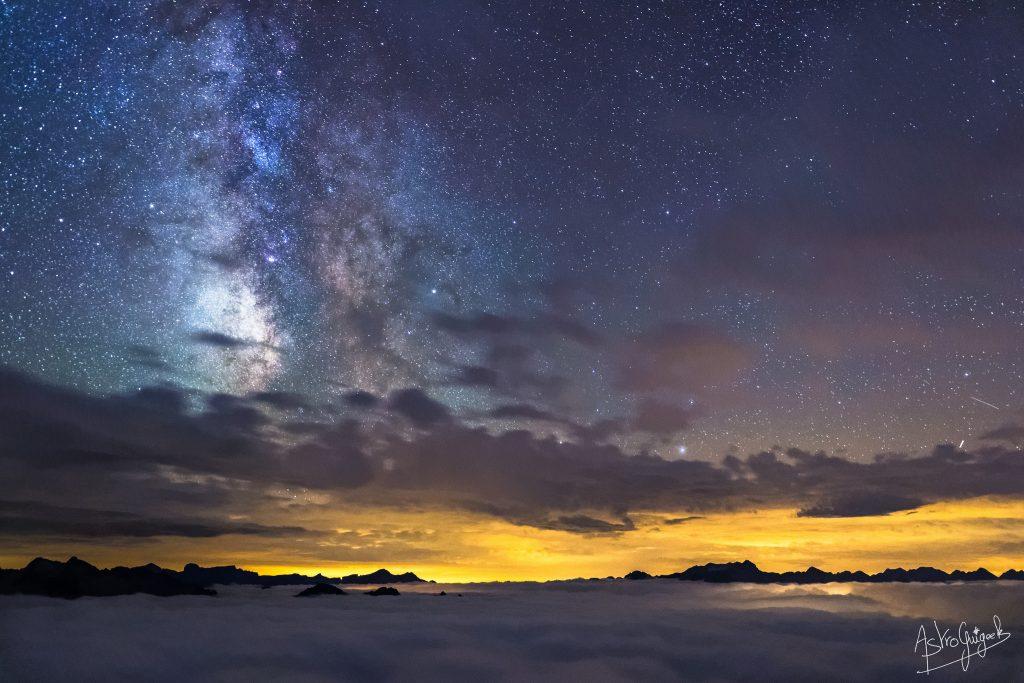 Voie Lactée Astroguigeek