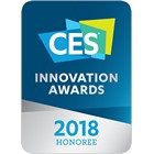 CES Innovation Award 2018