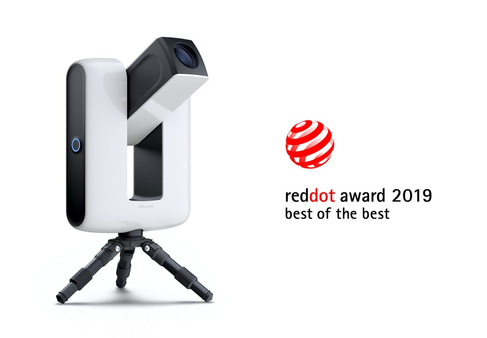 Stellina Red Dot Design Award Best of the Best 2019