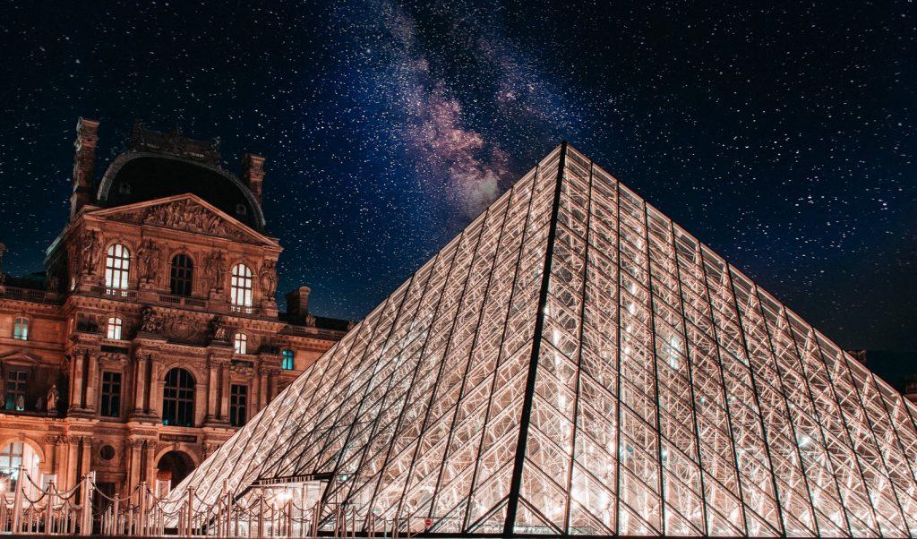 Paris Voie Lactée