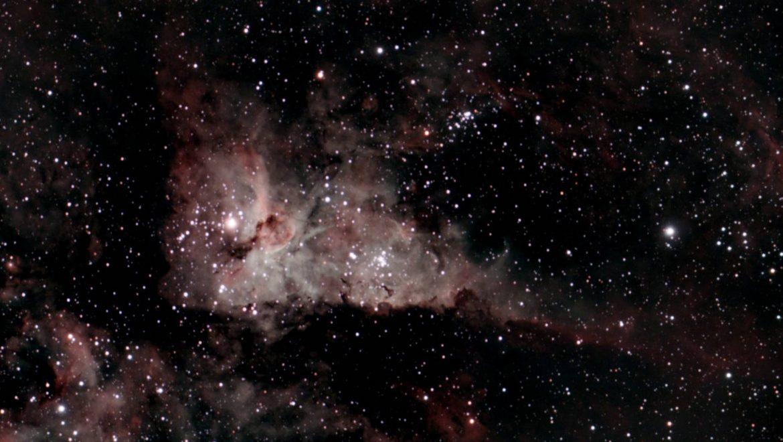 Carina Nebula - Stellina JPEG export