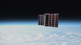 Spire Satellites Ready for Solar Cycle 25
