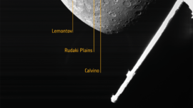 BepiColombo Completes First Mercury Flyby