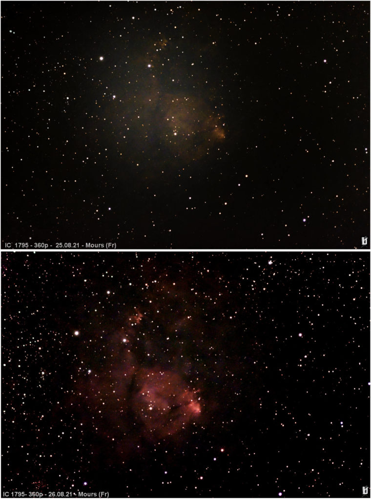Fish Head Nebula